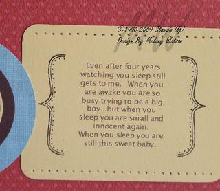 Wagon Baby Journal