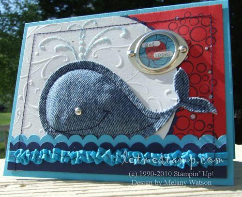 Get Whale Soon AA Card