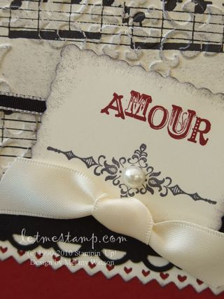 Amour CU by Melany Watson