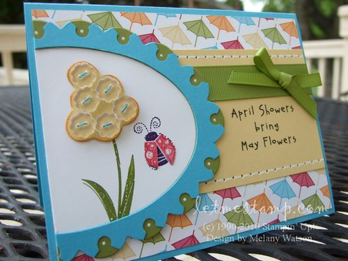 May Flowers Card RBT