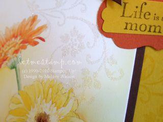 Daisy Hybrid Card CU