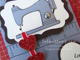Love Sew Much CU by Melany Watson