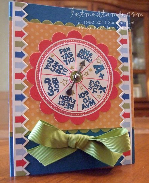Take a Spin TSC by Melany Watson