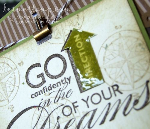 Go Confidently CU by Melany Watson