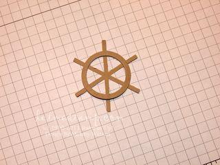Ships Wheel 6