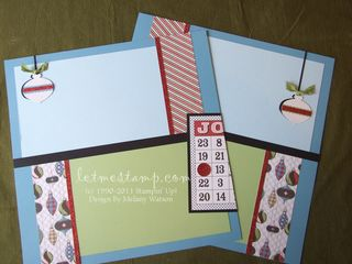 Letters To Santa Bingo Layout 2 by Melany Watson
