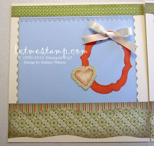 Valentine Left by Melany Watson s